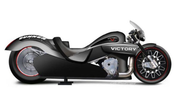 Victory motorcycles drag racing