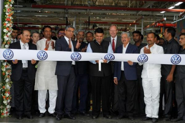 Volkswagen India Engine Plant (1)