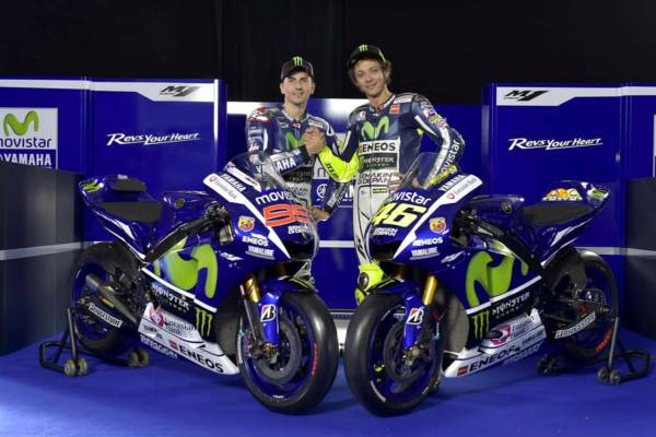 Yamaha MotoGP 2015 bikes (2)