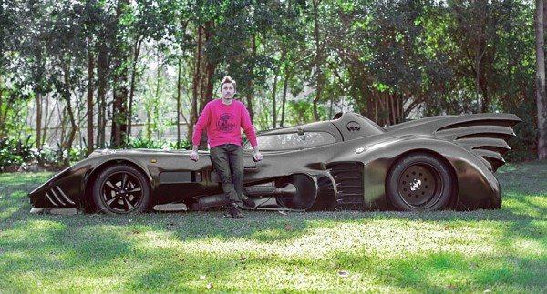 Zac Mihajlovic Batman (2)