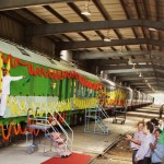 Indian Railways launches the country's first CNG powered train