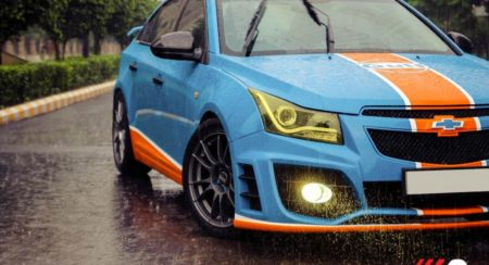 modified Chevrolet Cruze (1)