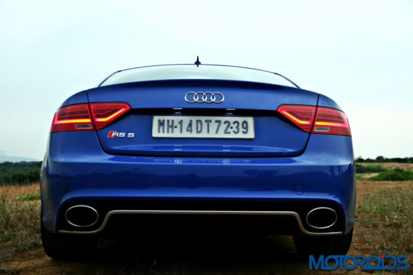 2012 Audi RS5 review