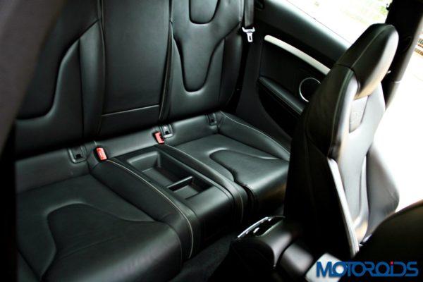 2012 Audi RS5 seats (2)