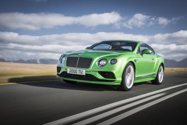 2015 Bentley Continental GT Speed (3)