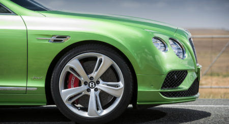 Bentley Continental GTPhoto: James Lipman / jameslipman.com