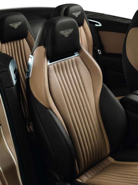 2015 Bentley Continental GTC Interior (2)
