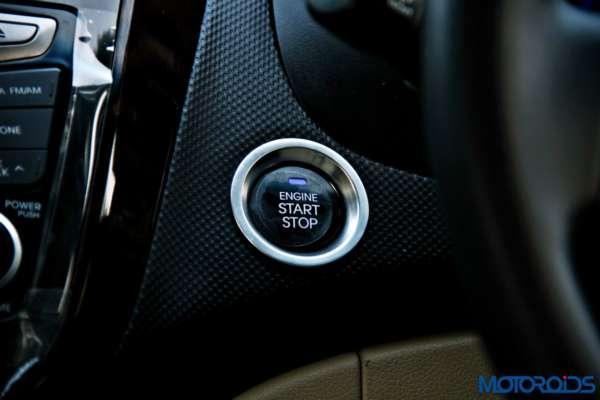 2015 Hyundai Verna 4S (151)start stop button