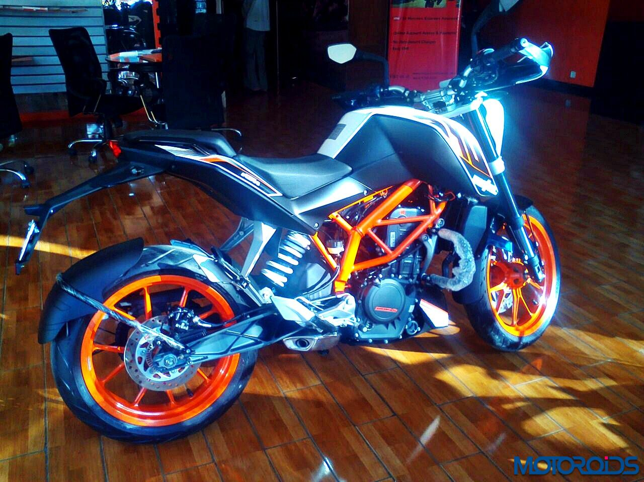 2015 Ktm Duke 390 Loaded With Slipper Clutch New
