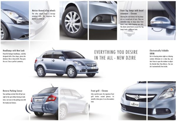 2015 Maruti Swift Dzire brochure (1)