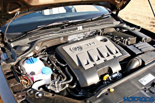 2015 Volkswagen Jetta facelift TDi