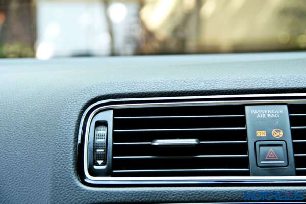 2015 Volkswagen Jetta facelift passenger air-bag