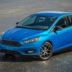 VIDEO: 2015 Ford Focus equipped with advanced vehicle stability control
