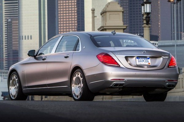 2016 Mercedes Maybach S600 (10)