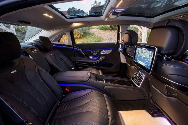 2016 Mercedes Maybach S600 Interior (2)