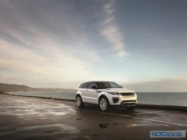 2016 Range Rover Evoque Facelift - Official Images - 1