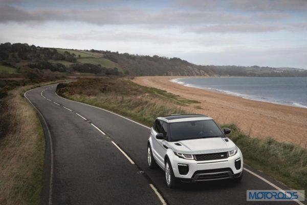 2016 Range Rover Evoque Facelift - Official Images - 5