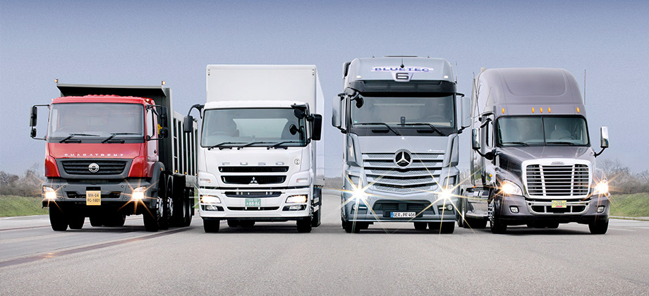 Brazil: Daimler Commercial Vehicle Units Increase Share of