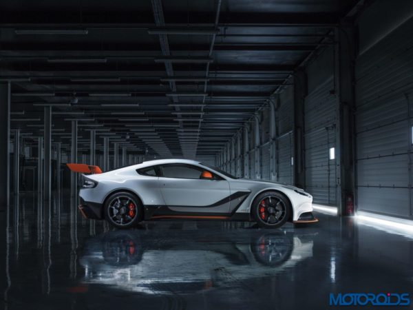 ASTON MARTIN VANTAGE GT3 SPECIAL EDITION - Official Images - 2