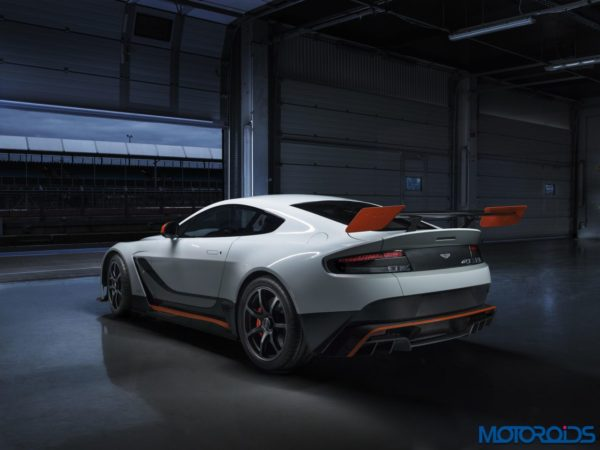 ASTON MARTIN VANTAGE GT3 SPECIAL EDITION - Official Images - 3