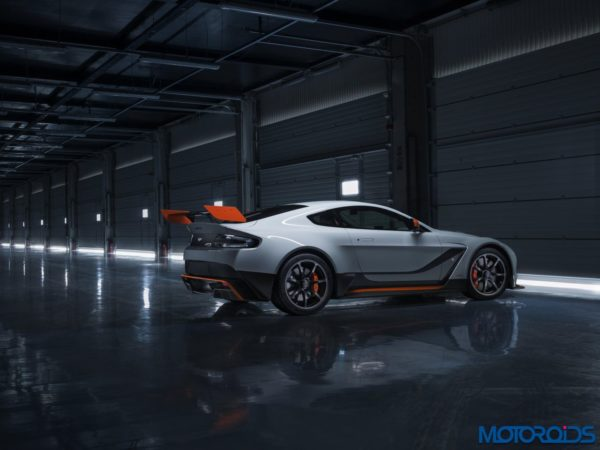 ASTON MARTIN VANTAGE GT3 SPECIAL EDITION - Official Images - 5