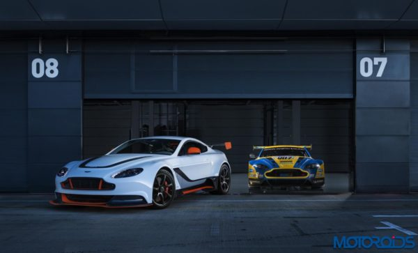 ASTON MARTIN VANTAGE GT3 SPECIAL EDITION - Official Images - 6