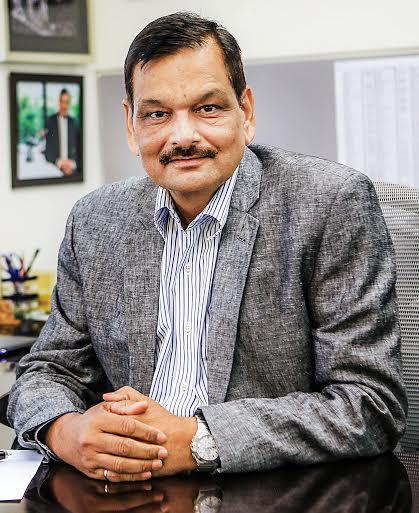 Arvind Saxena