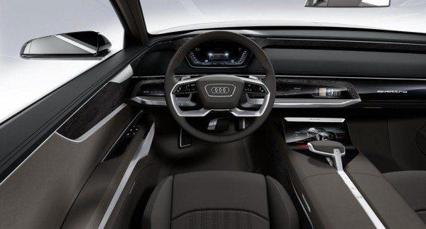 Audi Prologue Avant Interior