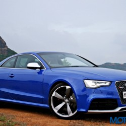 Audi RS5 4.2 V8 Review: Surgical Strike