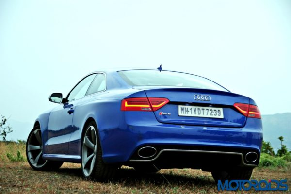 Audi RS5 rear (2)