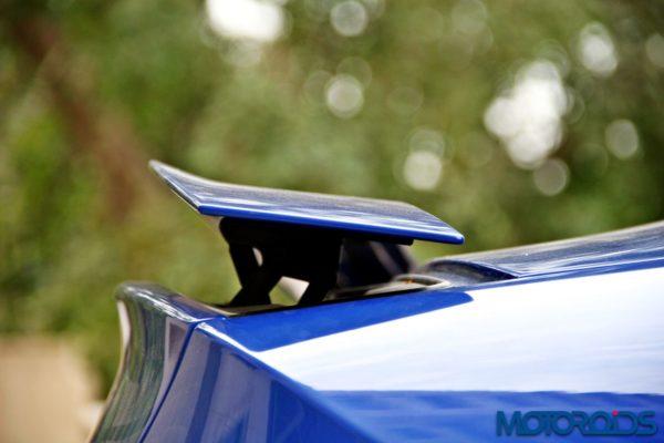 Audi RS5 spoiler (2)