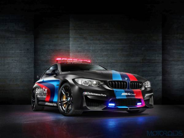 BMW M4 MotoGP Safety Car (2)