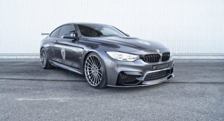 BMW M4 by Hamann for 2015 Gumball 3000 Rally - 1