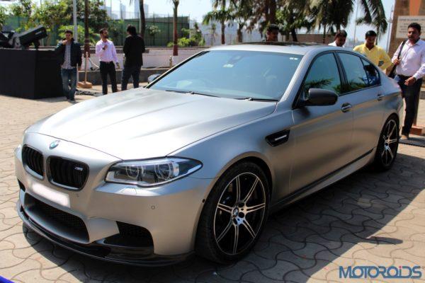 BMW M5 Jahre Edition (1)
