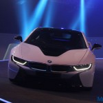 Image gallery: BMW i8 launched in India at an ex-showroom price of INR 2,29,00,000
