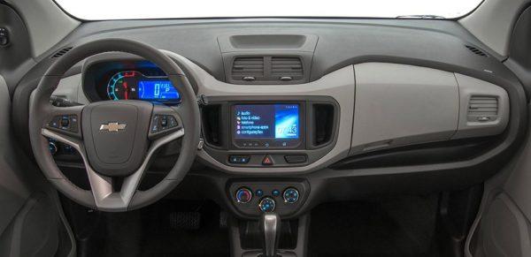 Chevrolet Spin (4)