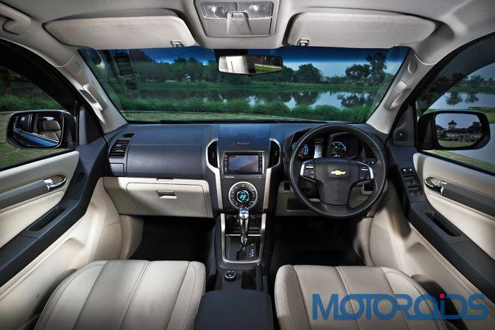 Chevrolet Trailblazer (2)