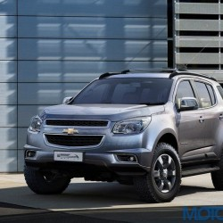 EXCLUSIVE Fresh Images: Chevrolet Trailblazer, Fortuner rivalling SUV caught testing in India
