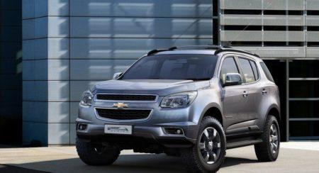 Chevrolet Trailblazer (3)