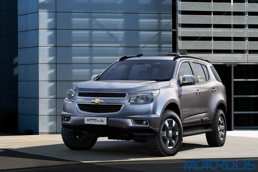 Chevrolet Trailblazer (3)