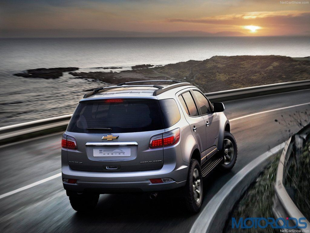 Chevrolet Trailblazer (4)