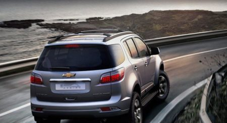 Chevrolet Trailblazer (4)