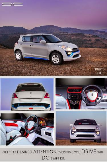 DC Design Maruti Swift (4)