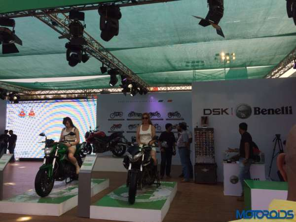 DSK-Benelli - TNT300 at IBW 2015 (10)