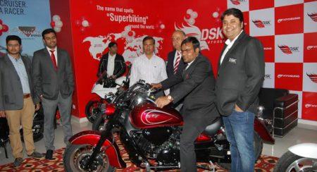 DSK Hyosung Jaipur