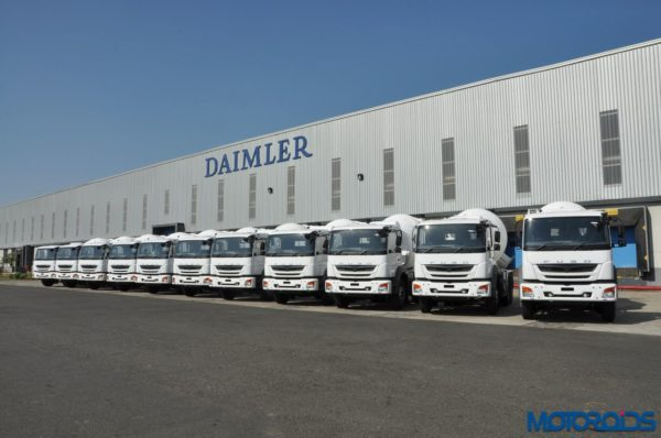 Daimler India to export trucks to Thailand (2)