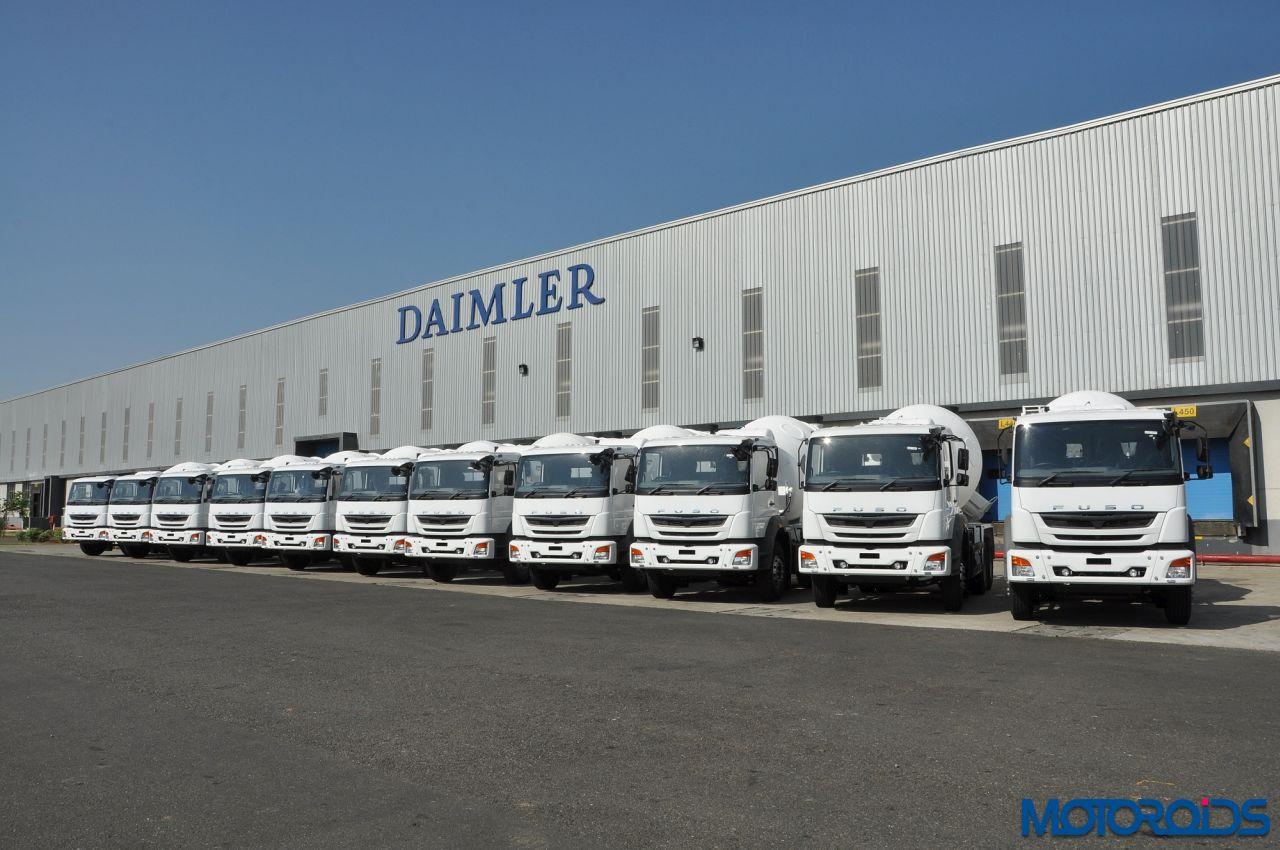 Daimler India to export trucks to Thailand (2)