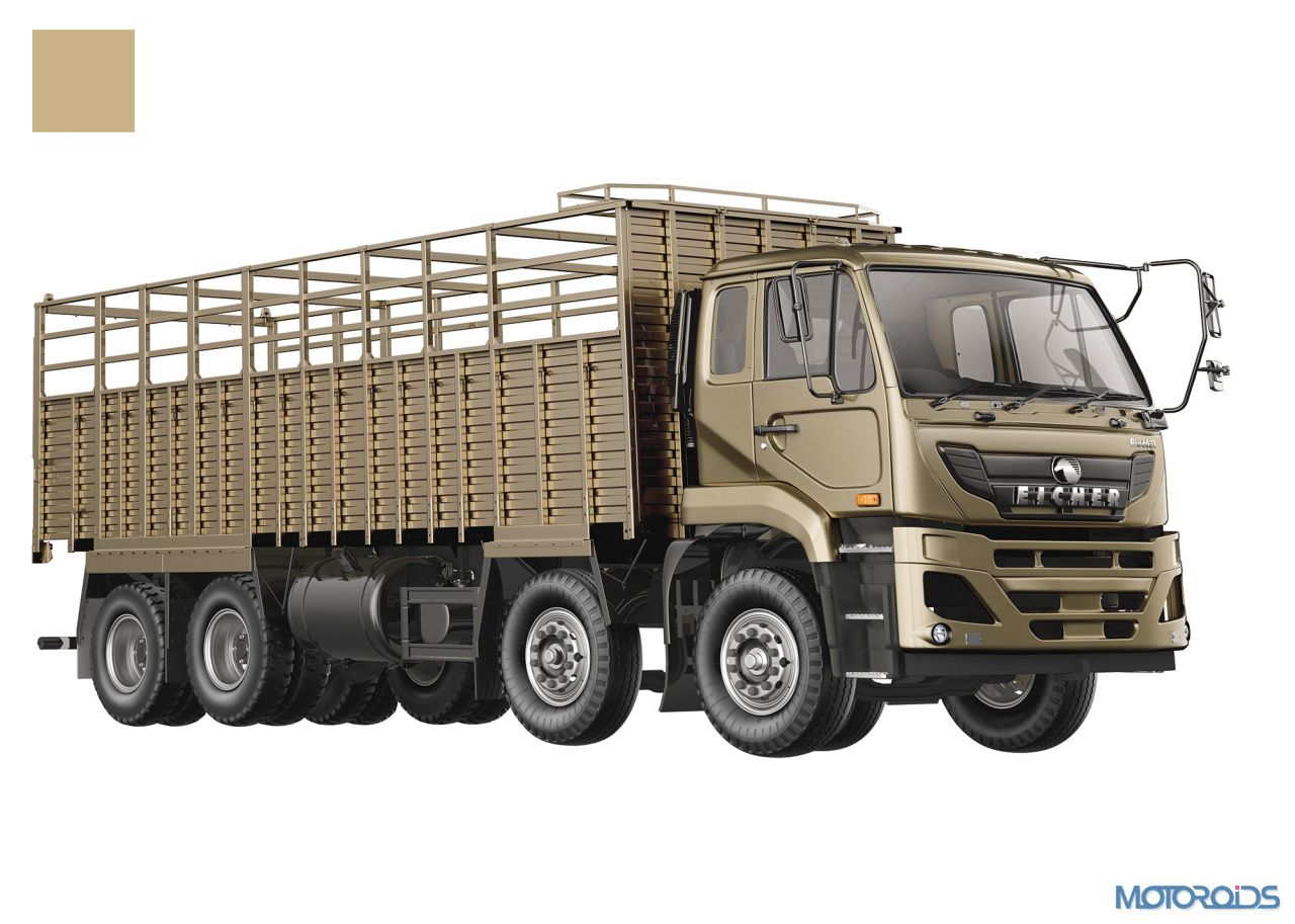 Next generation Eicher Pro 6000 series Heavy-Duty trucks launched in South India | Motoroids