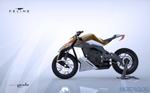 Feline Motorcycle by Yacouba (12)