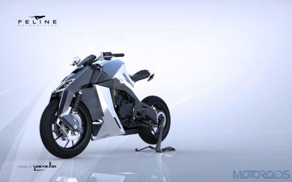 Feline Motorcycle by Yacouba (3)